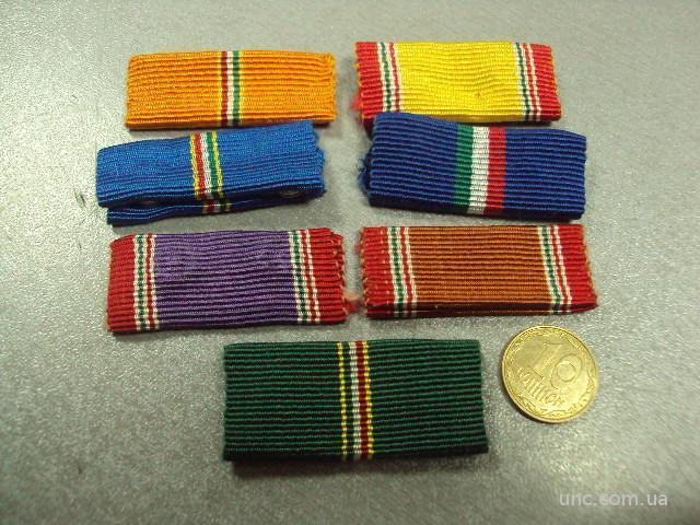 планка орден венгрия орден лот 7 шт №10447