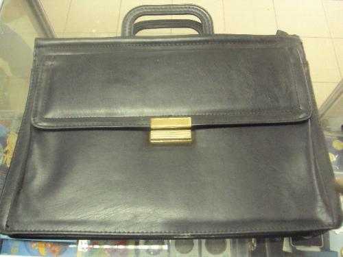 портфель папка винтажная  №7046