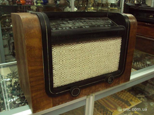 радиоприемник Blaupunkt 6w68h 1934 г. Германия