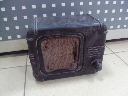 Радиоточка радиоприемник абонентский громкоговоритель КЗРА 1951 №10009