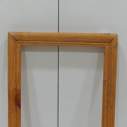 Рама для картины 33,4 х 25 см, толщ. 1,5 см, шир. 2 – 3,2 см №245