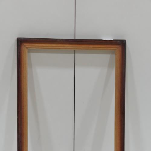 Рама для картины 33,5 х 23,3 см, толщ.1,8 см, шир.1,6 – 2,5 см №244