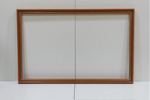 Рама для картины 52,1 х 82,1 см, толщ. 2,7 см, шир. 2,6 – 3.3 см №229