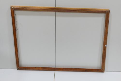 Рама для картины 73,5 х 51,7 см,  ширина 0,6 – 3 см (разваливается) №230