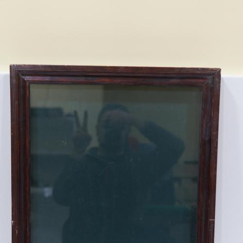 Рама со стеклом 62,5 х 48,3 см, толщ.3,4 см, шир. 4,3 см №236