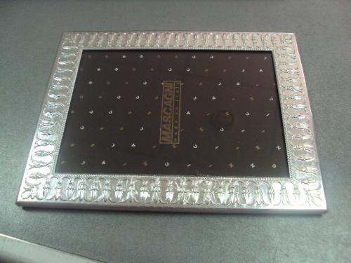 """рамка для фотографии новая серебро 925"""" 16,8 х 21,8 см №382"""