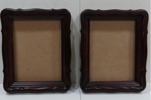 Рамы под иконы пара 51,5 х 41,5 см, шир.4,1 см, вн.6,5 см №249