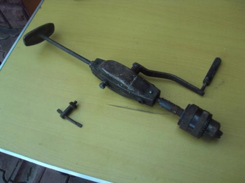 Ручная дрель ссср 50 см 3-16 мм №3259