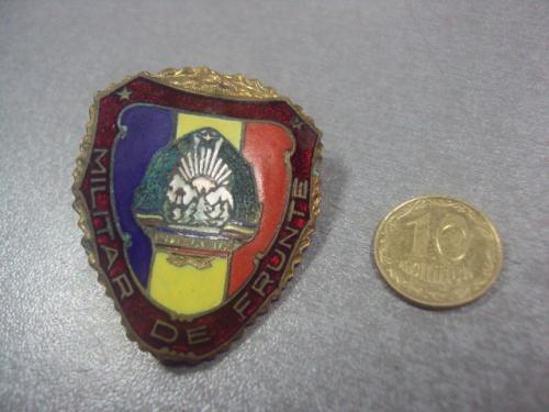 румыния отличный солдат militar de frunte  №321