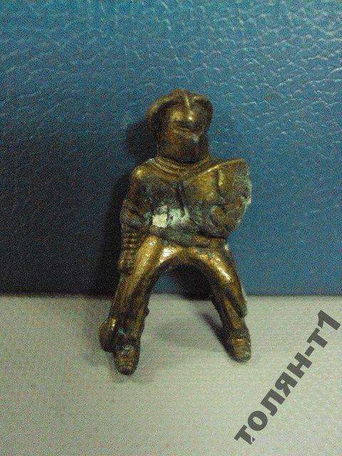 рыцарь воин миниатюра