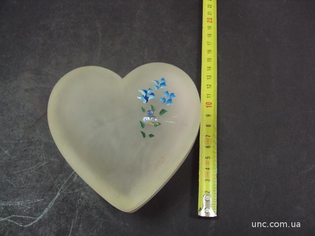 шкатулка стекло (№ 881)