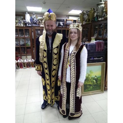свадебный костюм узбекистан новый пара