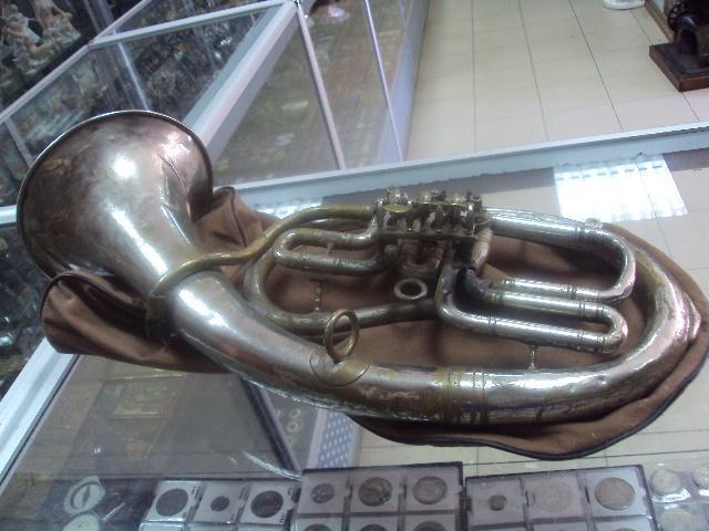 труба киев с чехлом №9