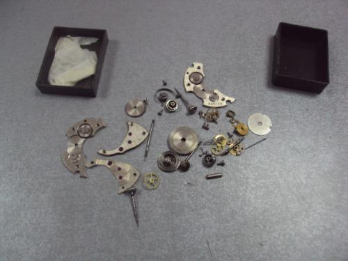 запасные части к карманным часам, головки лот №3038