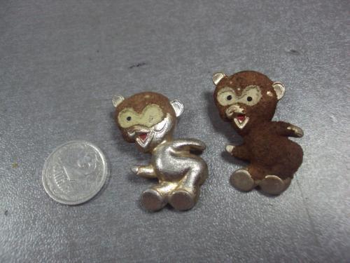 знак детский медведь мишка лот 2 шт №11920
