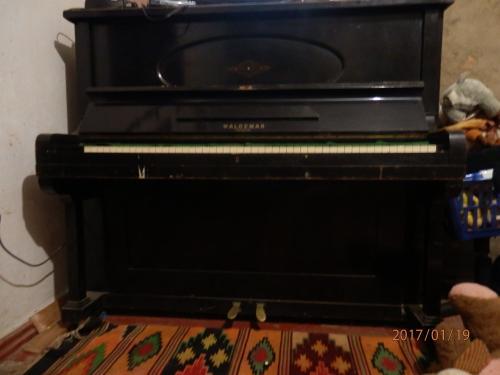 Пианино:WALDEMAR