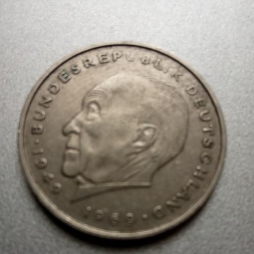 Две марки фрг
