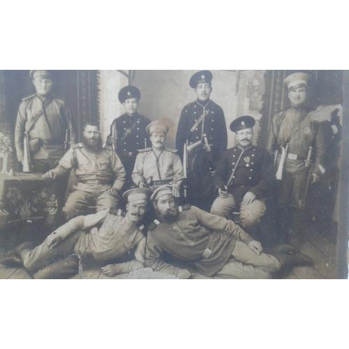 Военные Императорской Армии Групповое фото
