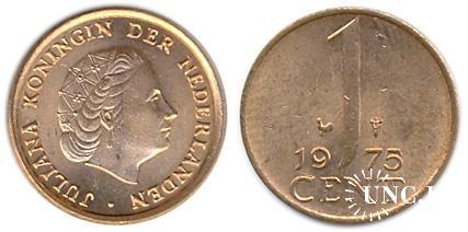 1 цент Ø14,0 мм. Bronze, 2,00 г.