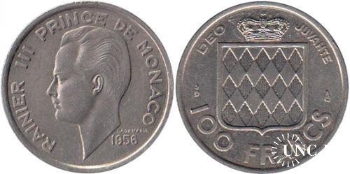 100 франків Cu-Ni