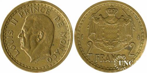 2 франка Al-Bronze