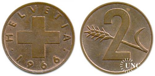 2 раппа Ø20,0 мм. Cu-Sn, 3,00 г.