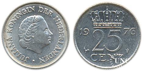 25 центів Ø19,0 мм. Ni, 3,00 г.