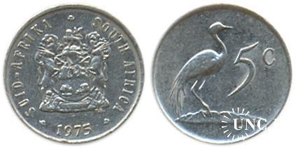 5 центів Ø17,4 мм. Ni, 2,50 г.