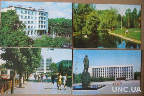 Листівки Хмельницький 1976 року