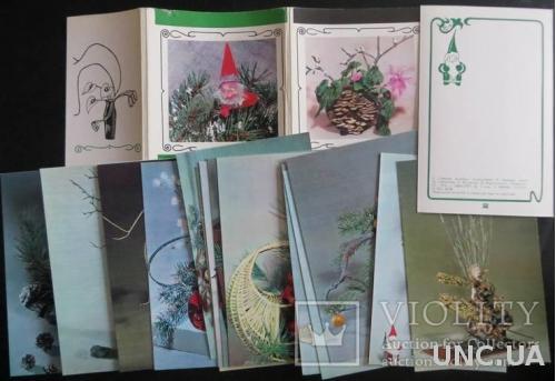 Набір листівок