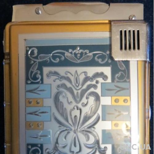 Портсикар з запальничкою (Англія 1950-60 роки)