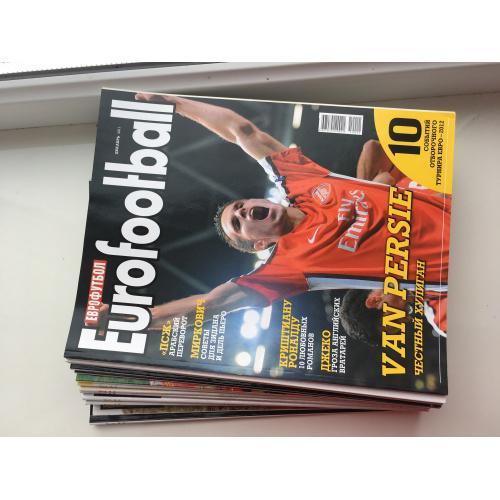 Журнал EuroFootball