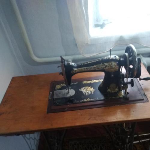 Singer швейна машинка