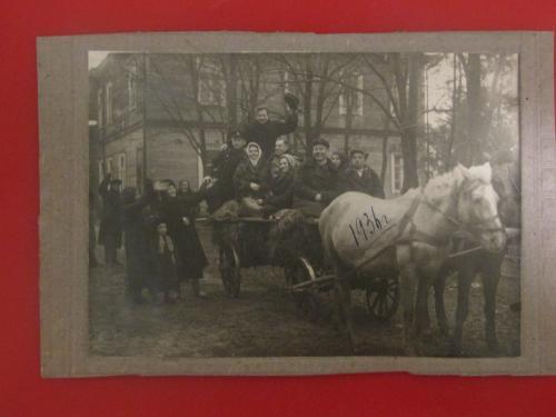 Фото 1936 год В путь