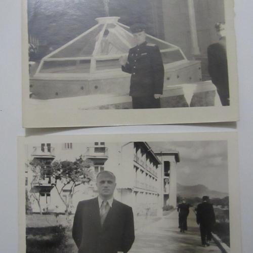 Фото Отдых в санатории КГБ Есентуки 1960 год