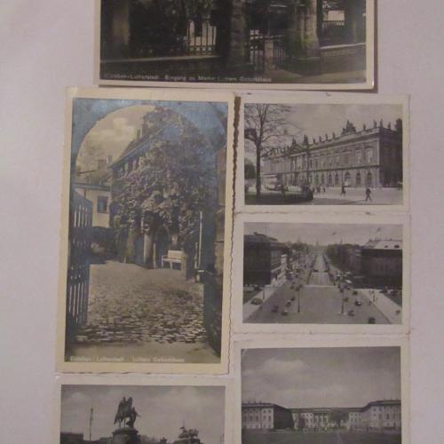 Иностранные открытки