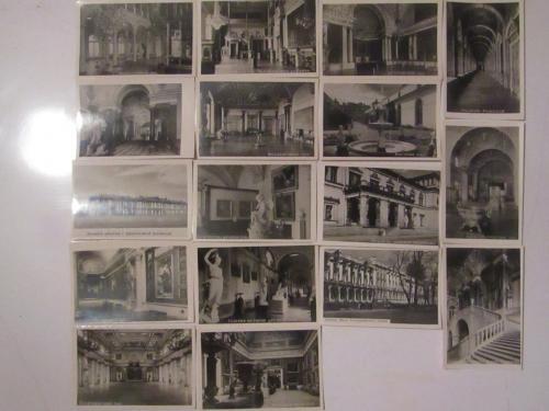 Мини открытки Санкт Петербург