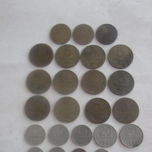 Монеты 1961 года ( разный номинал)