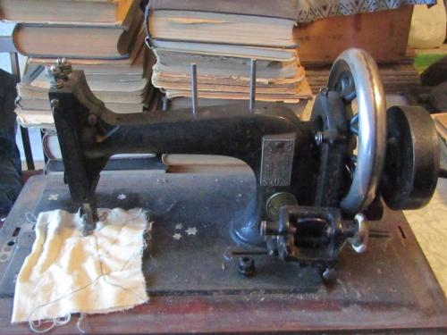Швейная машинка Frister & Rossman 1907 год