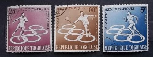 Того 1964 г - Олимпийские игры, Токио
