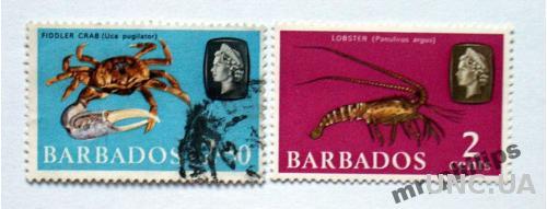 Барбадос - Краб, Лангуст