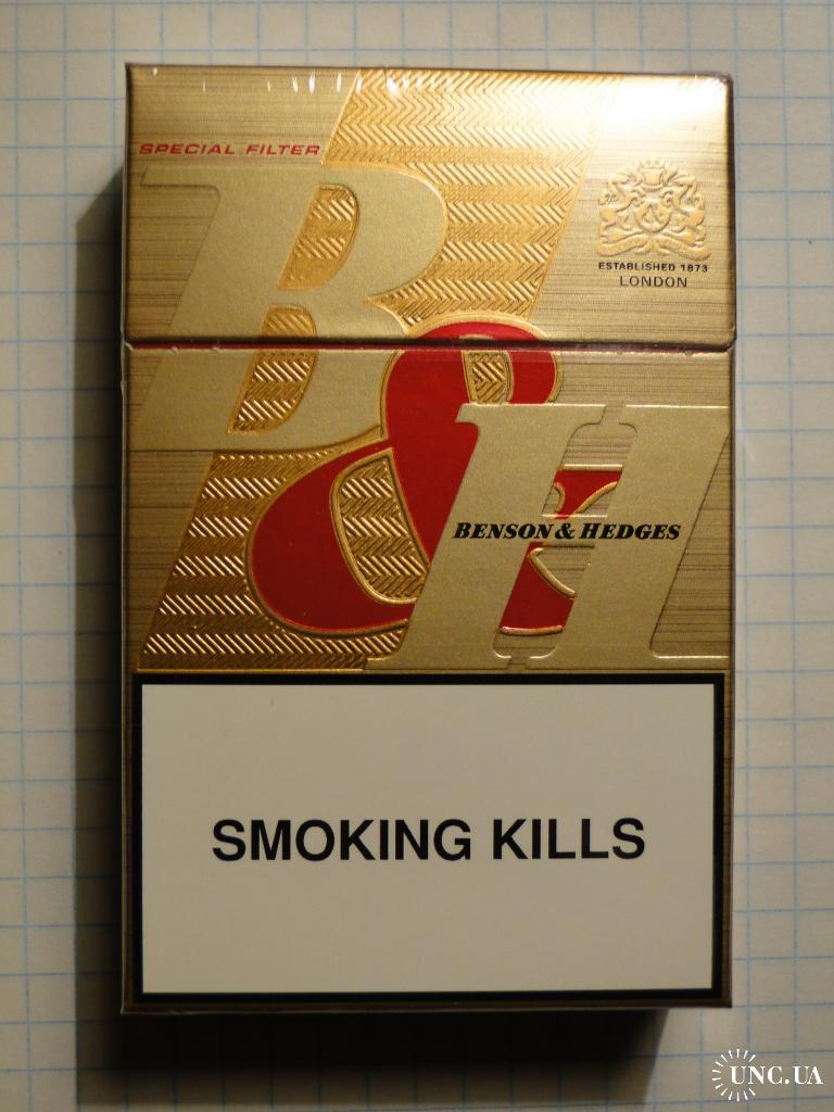 Сигареты benson hedges купить в спб купить трубочный табак оптом