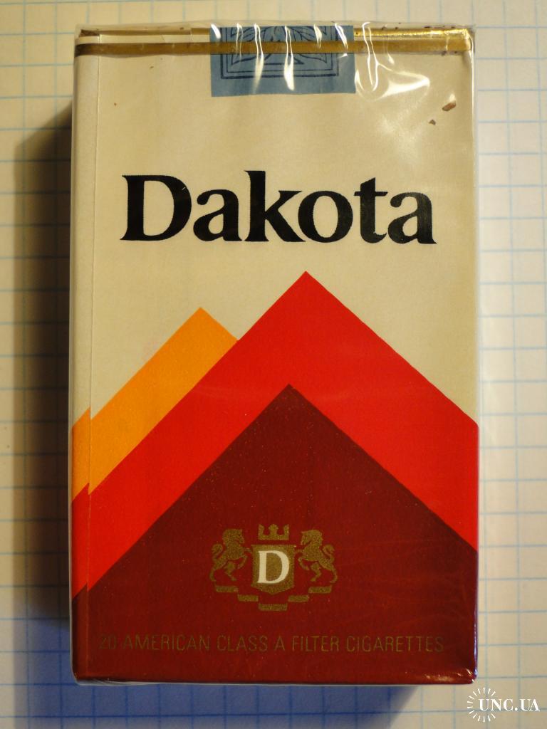 сигареты dakota red купить