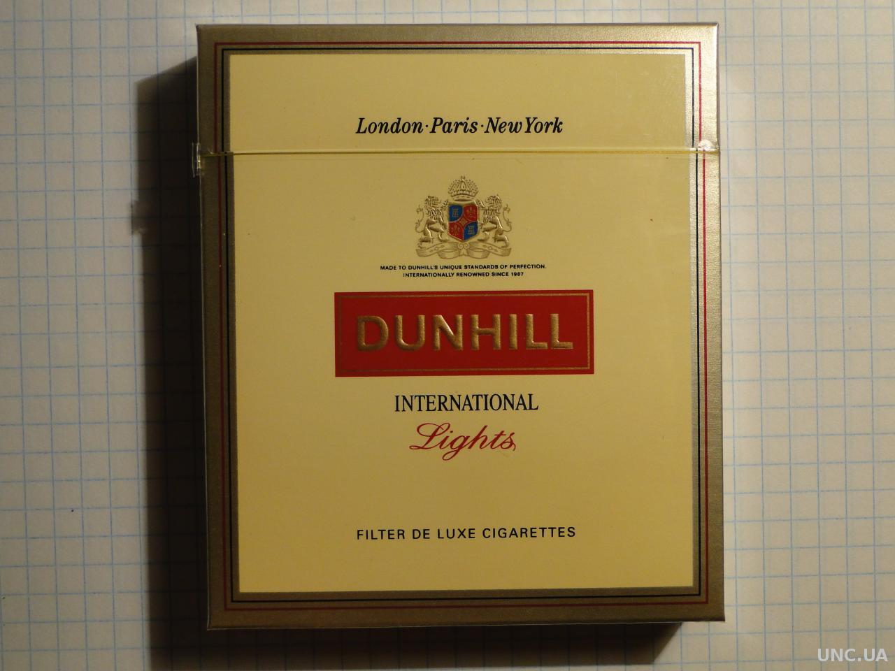 Данхилл интернешнл купить сигареты сигареты american blend купить