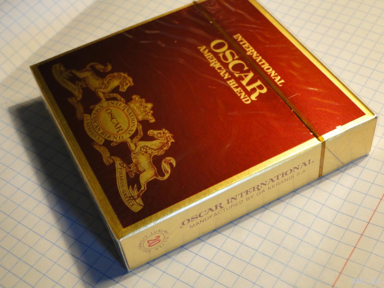 Сигареты оскар купить в санкт петербурге в розницу разрешение торговлю табачными изделиями
