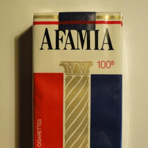 Сигареты Afamia