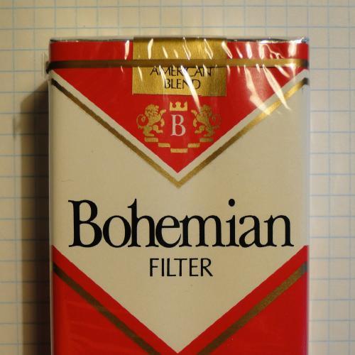 Сигареты Bohemian USA
