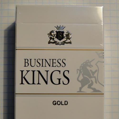 Сигареты BUSINESS KING