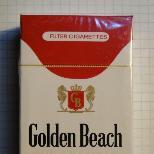 Сигареты Golden Beach