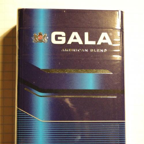 Сигареты GALA BLUE  Германия
